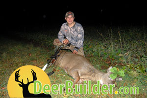 Growing Food Plots on DeerBuilder.com