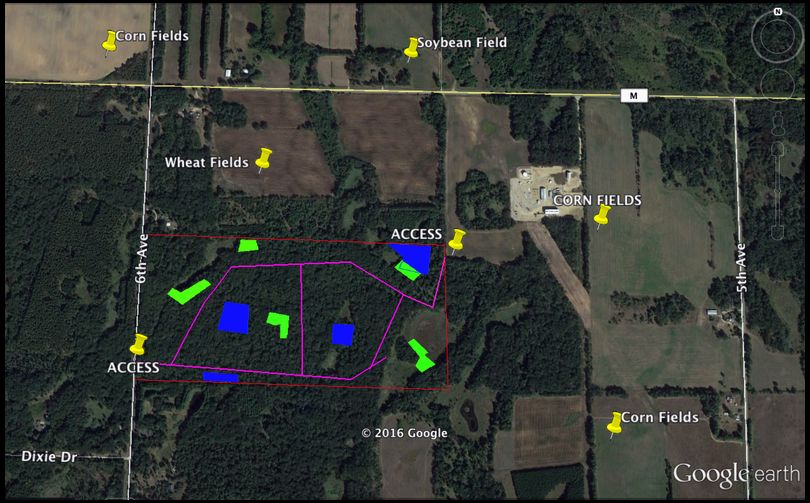 Food Plot Location | Deer Hunter Forum